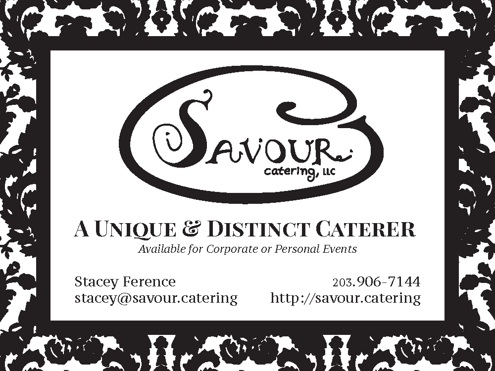 Savour Catering Ad