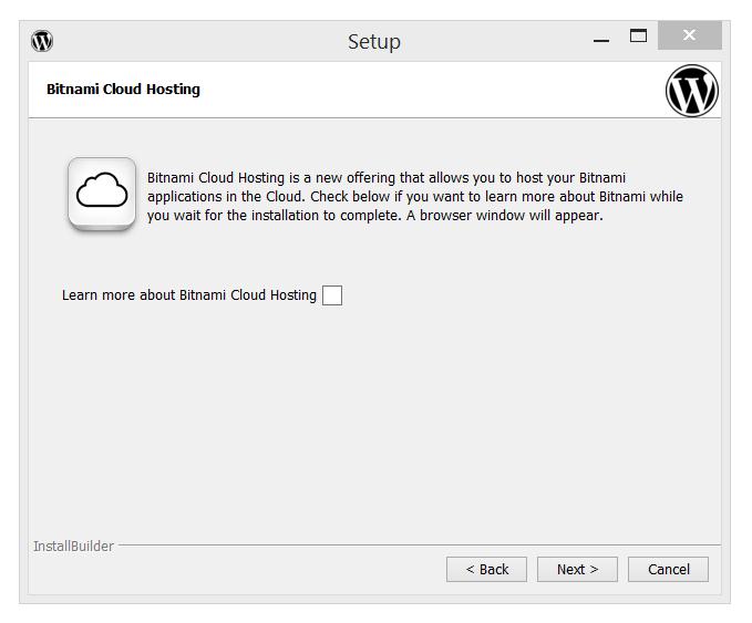 Bitnami Cloud Hosting