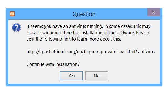 antivirus popup